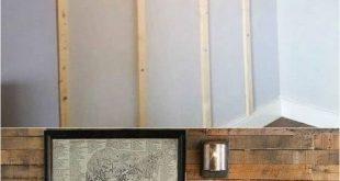 Shiplap Wall and Pallet Wall: 30 Beautiful DIY Wood Wall Ideas