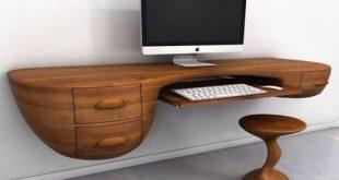 Wo die Holzkunst und das Möbeldesign ineinander verschmelzen