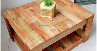 Prettiest DIY Pallet Projects You Will Like to Follow
