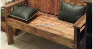 These DIY Recycled Pallet Ideas are Easy to Copy