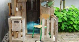 Holzpalette Upcycling-Ideen