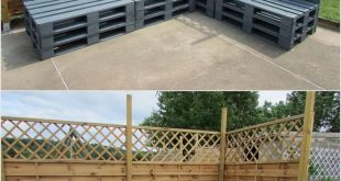 Innovative Wood Pallet Recycling Plans