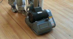 Tips on doing it yourself (sanding) vintage hardwood floors