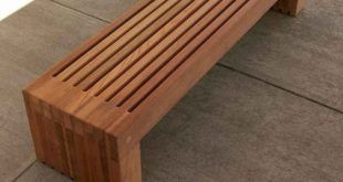 40 Generous DIY Outdoor Bench Design Ideas for Backyard & Frontyard