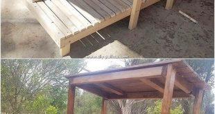 Außergewöhnliche DIY Holzpaletten Ideen für Ihr Zuhause  #Außergewöhnliche ...