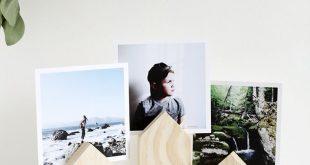 DIY House Photo Display
