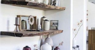 Highly Functional Floating Shelf for Living Room - #Floating #Functional #Highly...