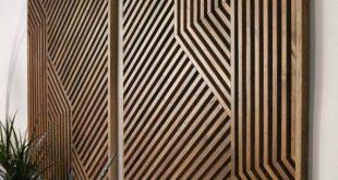 Holzkunst, Holz Wandkunst, geometrische Holzkunst, geometrische Wandkunst, aufgearbeitete Hol...