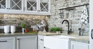 Kitchen LoftoProvans =) on Behance - #backsplash #Behance #Kitchen #LoftoProvans