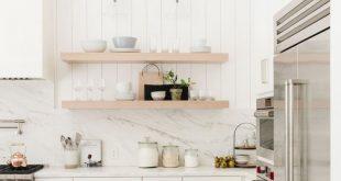 Modern Lake House: Kitchen + Nook