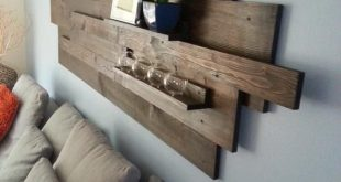 Modern/ Rustic/ Industrial Reclaimed Wood Wall Art! Great for Above the Sofa