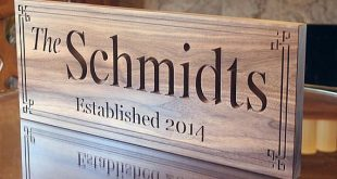 Parents Anniversary Gift, Family Name Sign, Personalized Sign, Custom Wedding Sign, Engagement Date