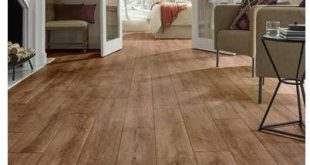 "Revolution™ Wide Plank 8"" x 51"" x 12mm Oak Laminate Flooring"