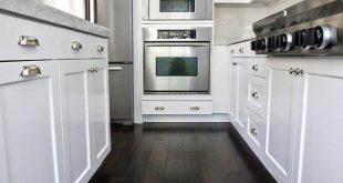 Unsere Küche vorher / nachher