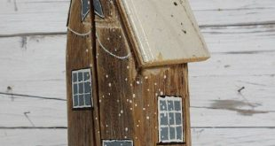 Xmas decor christmas house handpainted decorations wood art wooden signs vintage shabby chic