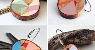 rustikale Holzprojekte